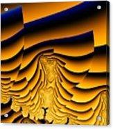 Waves Of Grain Acrylic Print
