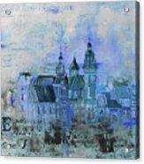 Wawell Castle, Poland Acrylic Print