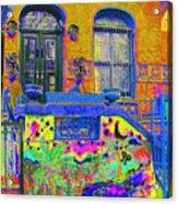 Wax Museum Harlem Ny Acrylic Print