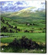 Way To Ardara Ireland Acrylic Print