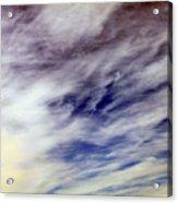 Way To Heaven Acrylic Print