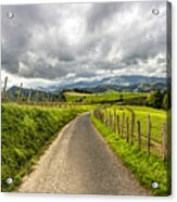 Way To Orio, Spain Acrylic Print