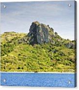 Waya Lailai Island Acrylic Print