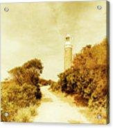 Wayback Beacon Acrylic Print