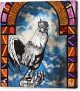 Weathercock II Acrylic Print