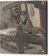 Weaver Nuenen, December 1883 - August 1884 Vincent Van Gogh 1853 - 1890 3 Acrylic Print