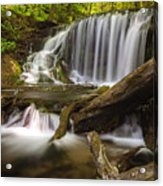 Weavers Creek Falls Acrylic Print