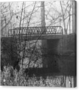 Webster Bridge Acrylic Print
