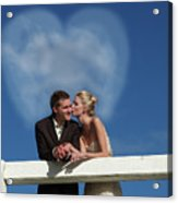 Wedding 7 Acrylic Print