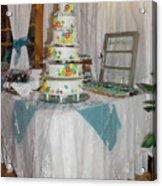 Wedding Cake Acrylic Print