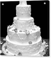 Wedding Cake Acrylic Print