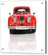 Wedding Car Acrylic Print by Jorgo Photography - Wall Art Gallery