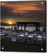 Wedding Crashers Acrylic Print