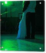 Wedding Dance Acrylic Print