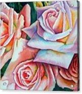 Wedding Roses Acrylic Print