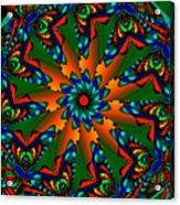 Weedhopper Acrylic Print