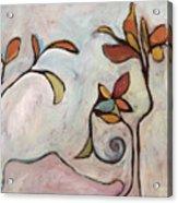 Weeds3 Acrylic Print