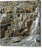 Weeping Wall Acrylic Print