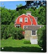 Weir Farm National Historic Site Acrylic Print