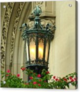 Welcome To Biltmore House Acrylic Print