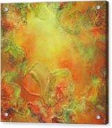 Welcome To Heaven Acrylic Print