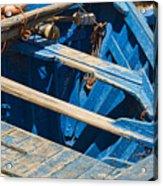 Well Used Fishing Boat Acrylic Print