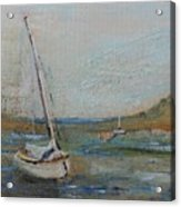 Wellfleet Beached Acrylic Print