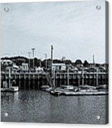 Wellfleet Harbor Acrylic Print