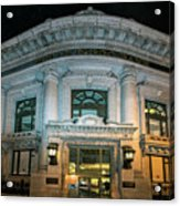 Wells Fargo Bank Building In San Francisco, California Acrylic Print