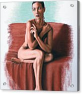Wenona  Exposed Acrylic Print