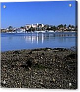 Wentworth By The Sea Hotel - New Castle New Hampshire Usa Acrylic Print