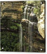 Wentworth Falls Acrylic Print