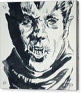 Werewolf Of London Acrylic Print