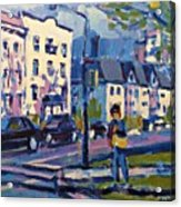 West 16th Acrylic Print