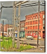 West Bottoms 7711 Acrylic Print
