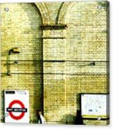 West Brompton Acrylic Print