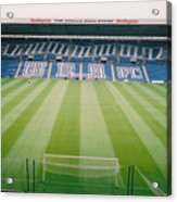 West Bromwich Albion - The Hawthorns - Brummie Road End 2 - August 2003 Acrylic Print