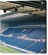 West Bromwich Albion - The Hawthorns - East Stand 1 - August 2003 Acrylic Print