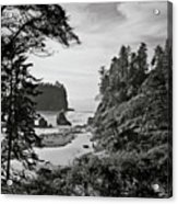 West Coast Acrylic Print by Sbk_20d Pictures
