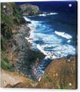 West Maui Coast Acrylic Print