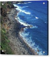 West Maui Coast Overview Acrylic Print