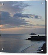 West Pier Views Acrylic Print