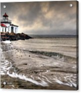 West Point Light House Acrylic Print
