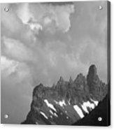 West Porcupine Ridge Acrylic Print