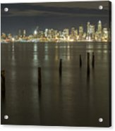 West Seattle Views Acrylic Print