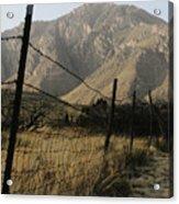 West Texas April 2008 Acrylic Print