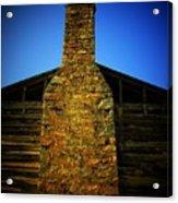 West Virginia Chimney Acrylic Print
