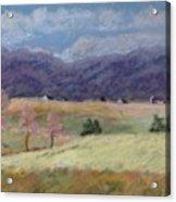West Virginia Landscape             Acrylic Print