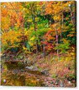 West Virginia Paradise Acrylic Print