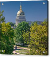 West Virginia State Capitol Cap162 Acrylic Print
